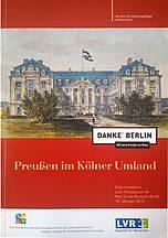 Buchcover: Preußen im Kölner Umland