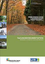 Buchcover: Preußen und Landschaft, Ideen – Symbole – Veränderungen