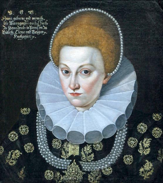 Portrait: Anna von Preußen