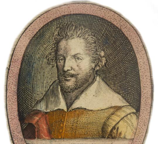 Portrait: Markgraf Ernst von Brandenburg