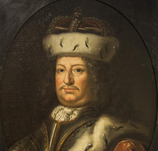 Portrait: Friedrich Wilhelm der Große Kurfürst