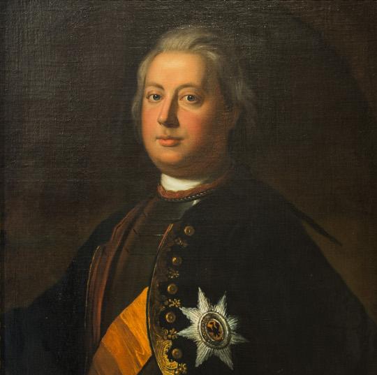 Portrait: Friedrich Wilhelm I. König in Preußen