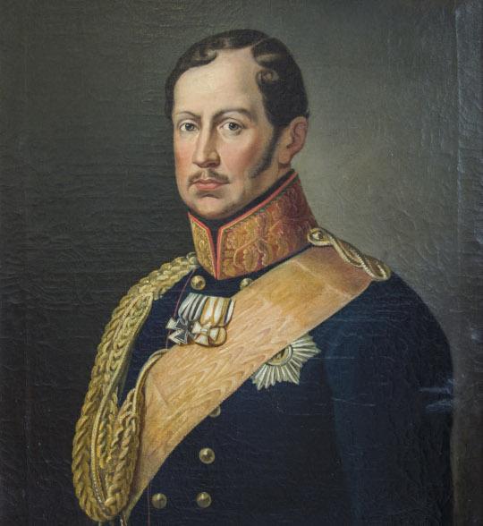 Portrait: Friedrich Wilhelm III.