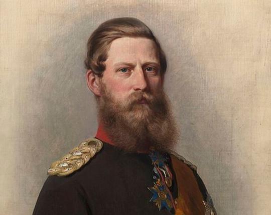 Portrait: Friedrich Wilhelm