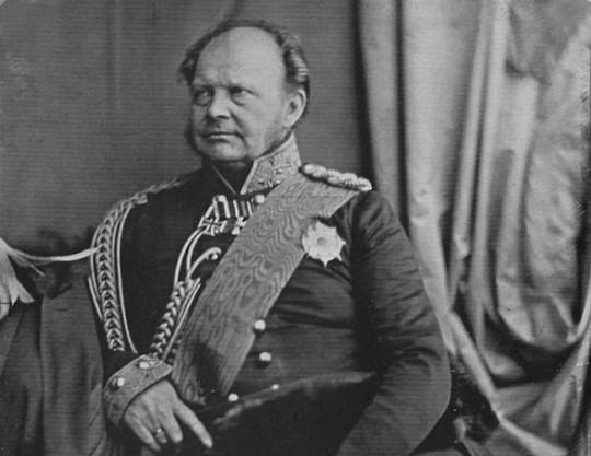 Portrait: Friedrich Wilhelm IV.