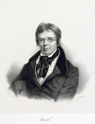 Portrait: Christian Peter Wilhelm Beuth