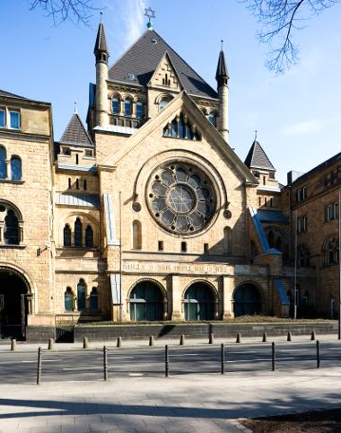 Foto: Synagoge Roonstraße Köln