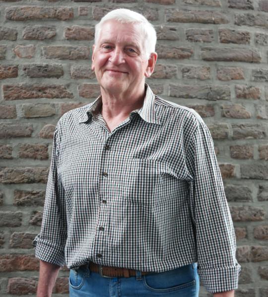 Portrait: Helmut Langhoff